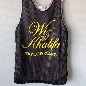 Wiz Khalifa Taylor Gang Basketball Jersey